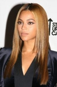 Hair colour trends - Dark Blonde